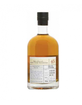 Whisky Rare Cask Reserves 45 y.o.