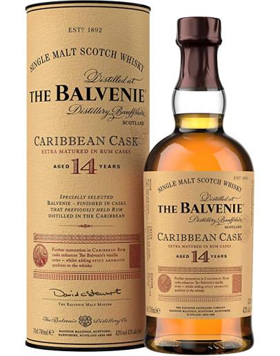 Whisky The Balvenie 14 y.o. Rum Cask