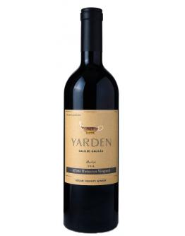 Yarden Merlot Allone Habashan Vin 2016