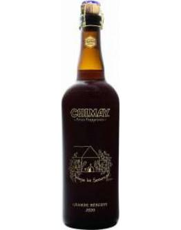 12 Birra Chimay Grand Reserve 2020