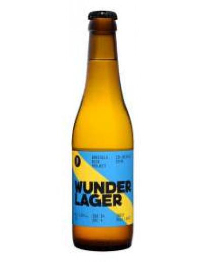 24 Birra Beer Project Wunder Lager 0,33 l