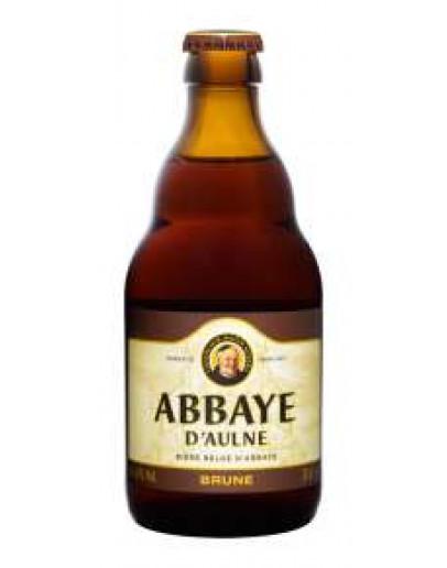 24 Birra Abbaye D' Aulne Brune 0,33 l
