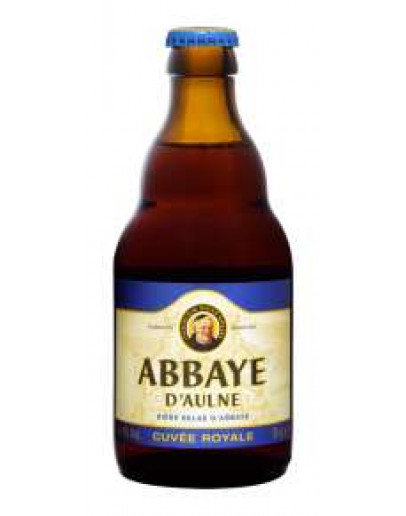 24 Birra Abbaye D' Aulne Cuvee Royale 0,33 l