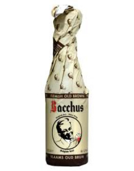 12 Birra Bacchus Oud Bruin 0,375 l