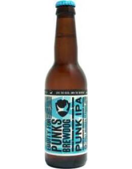 24 Birra Brewdog Punk Ipa 0,33 l