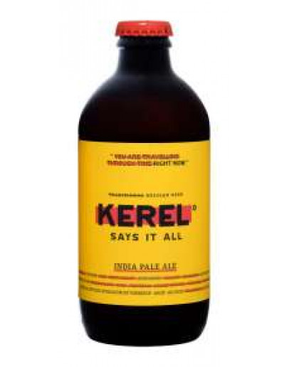 12 Birra Kerel India Pale Ale 0,33 l