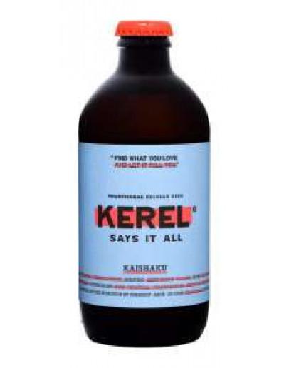 12 Birra Kerel Kaishaku Blond 0,33 l
