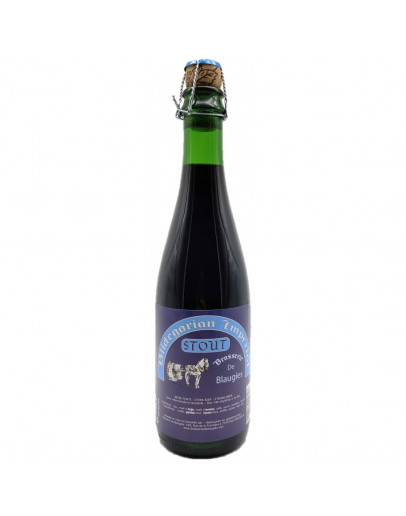 12 Birra De Blaugies Blidegarian Imperial Stout