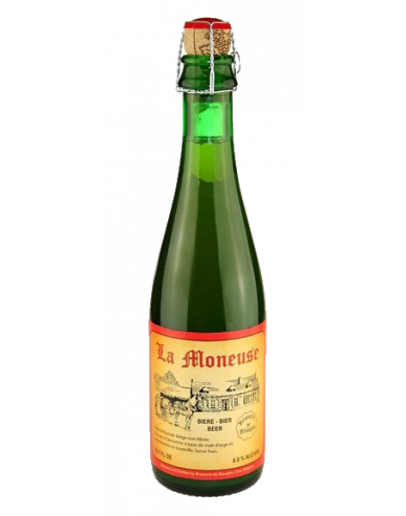 12 Birra De Blaugies Darbyste Belgian Ale 0.33