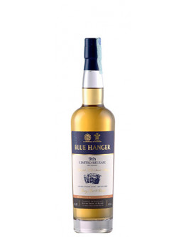 Blue Hanger Blended Malt 11 Th Release 45,6° 0,70 l
