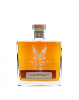 Bourbon Whiskey American Eagle 12 y.o.