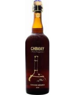 12 Birra Chimay Grand Reserve 2018