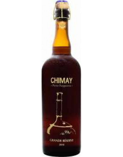 12 Birra Chimay Grand Reserve 2018