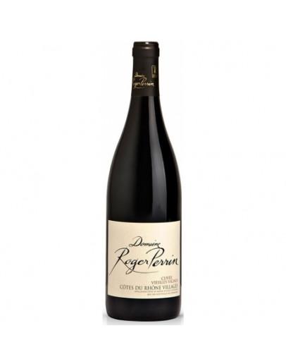 Cotes Du Rhone Villages Rouge Cuvee Vieilles Vignes 2018