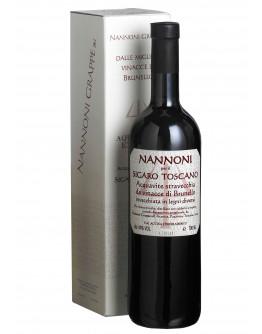 6 Acquavite Da Vinacce Di Brunello Ris.Sigaro Toscano c.a.