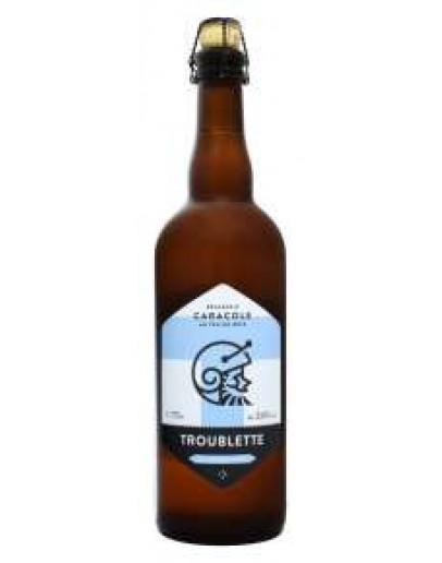 12 Birra Caracole Troublette Blanche