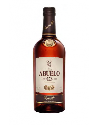Abuelo 12 años - with case