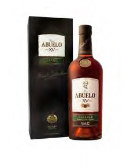 Abuelo XV Finish Collection Oloroso - mit dem Koffer