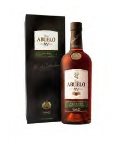 Abuelo XV Finish Collection Oloroso - with case