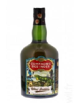 West Indies Rum 8 y.o.