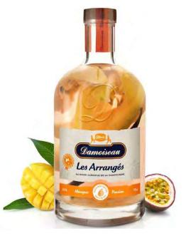 Damoiseau Rum Mangue Passion