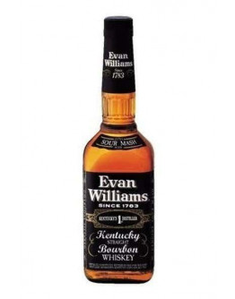 Evan Williams Black 1 l.