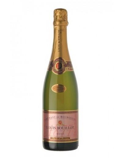 6 Crémant de Bourgogne Rosé Brut Perle Aurore Aoc