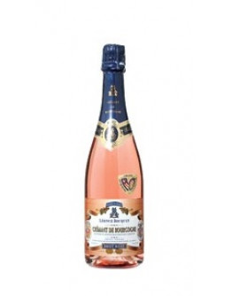 6 Cremant de Bourgogne Rosè Aoc