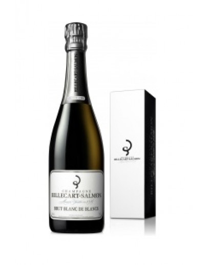 6 Champagne Billecart Salmon Blanc de Blancs Coffret