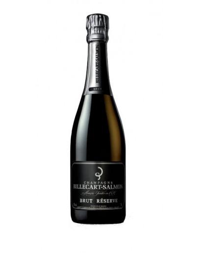12 Champagne Billecart Salmon Brut Rèserve 0,375 l