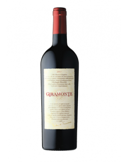 3 Toscana igt 2014 Giramonte in wooden crate