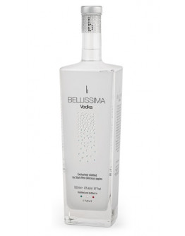 Vodka Bellissima Fruit Infusion 1 l - Pompelmo rosa