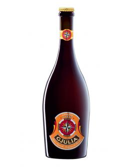 6 Birra Gjulia Ovest - Ambrata 0,75 l