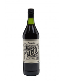 6 Vermouth Rosso 1 l Quaglia