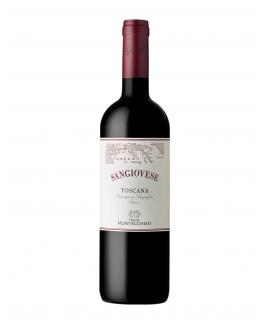 12 Sangiovese Toscana igt 2016 0,375 l