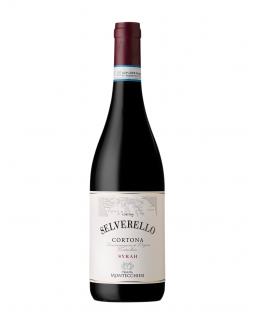 12 Syrah di Cortona doc 2015 - Selverello 0,375 l