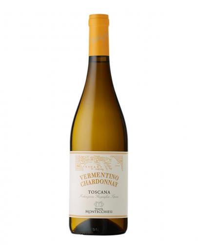 12 Vermentino - Chardonnay di Toscana igt 2017 0,375 l
