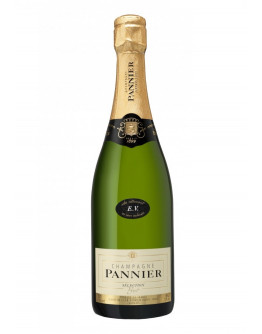 Champagne Pannier Brut Selection 9 l in wooden case