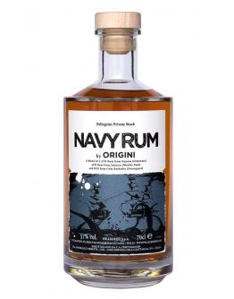 Navy Rum by Origini with tube