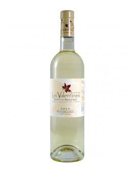 12 Côtes de Provence Blanc 2015 - Chateau Les Valentines Blanc