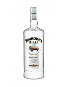 Vodka Zubrowka Biala