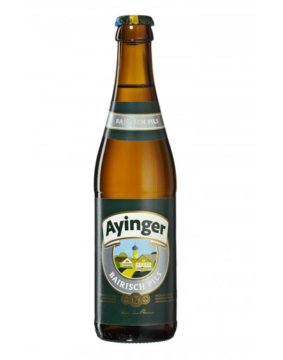 24 Birra Ayinger Bairisch Pils Bavarese
