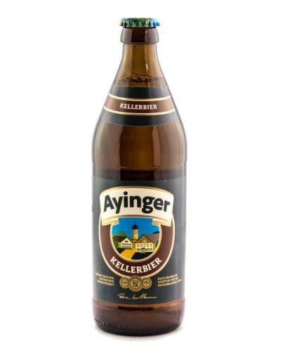 20 Birra Ayinger Kellerbier 0,50 l