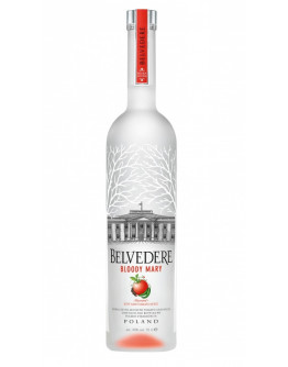 6 Vodka Belvedere Bloody Mary