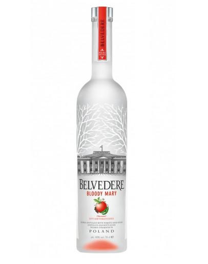 6 Vodka Belvedere Bloody Mary