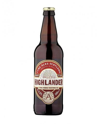 12 Birra Fyne Ales Highlander 0,50 l