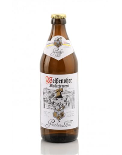20 Birra Weissenoher Glocken Hell 0,50 l
