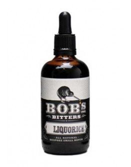 Bitter Bob's Liquorice
