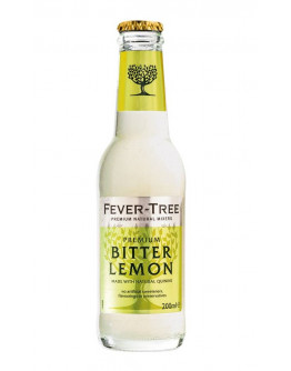 24 Bitter Lemon Fever Tree