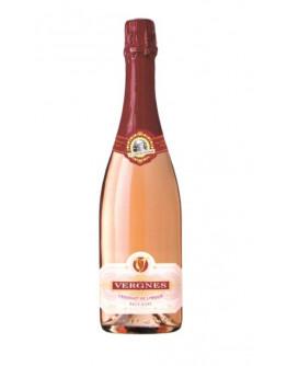 6 Cremant de Limoux Brut Rosé Aoc